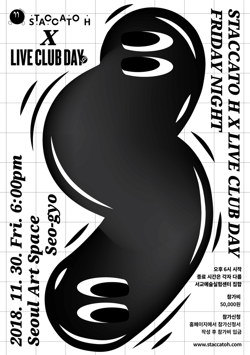 STACCATO H X LIVE CLUB DAY
